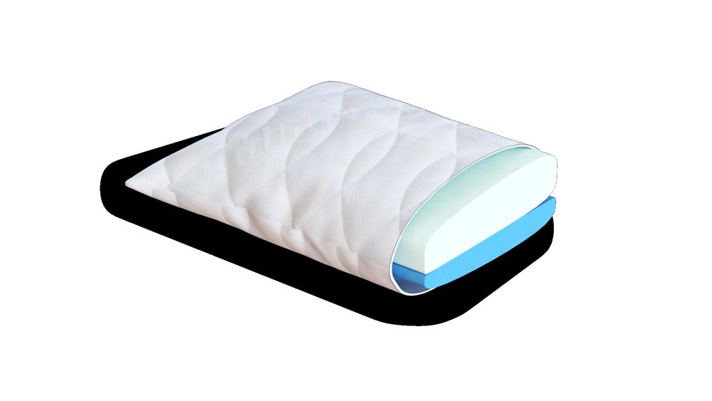 jasna design - matrace - vankúš medium a soft